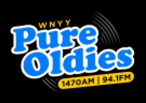 WNYY - Image: WNYY Pure Oldies 1470 94.1 logo