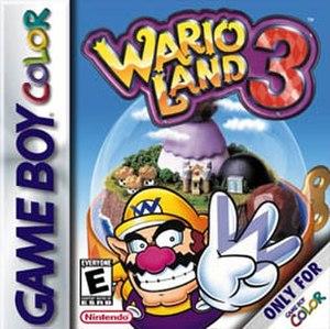 Wario Land 3 - Image: Warioland 3