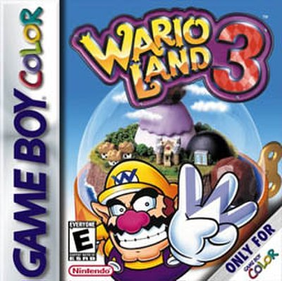 Picture of a game: Wario Land 3