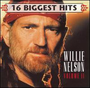 16 Biggest Hits, Volume II - Image: Willie Nelson 16 Biggest Hits Vol 2