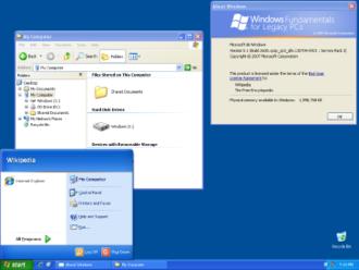 Windows Fundamentals for Legacy PCs - Image: Windows Fundamentals for Legacy P Cs