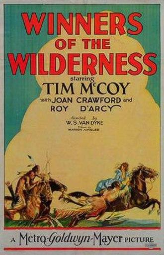 Winners of the Wilderness - Original Film Poster