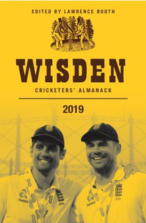 <i>Wisden Cricketers Almanack</i> British cricket almanac