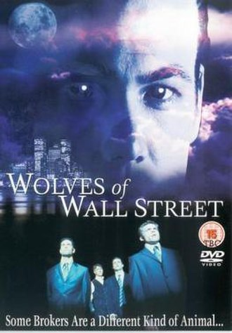 Wolves of Wall Street - Image: Wolves of Wall Street DVD