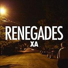 X Ambassadors - Renegades (studio acapella)