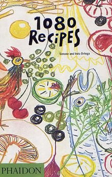 1080 Recetas De Cocina Simone Ortega | Simone Ortega Wikipedia