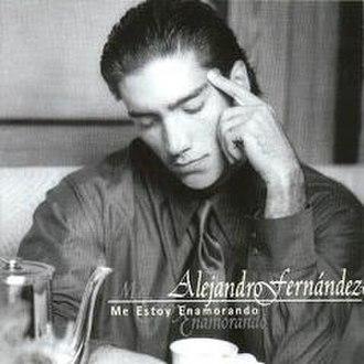 Me Estoy Enamorando (album) - Image: 1997Me Estoy Enamorando