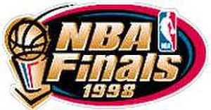 1998 NBA Finals - Image: 1998 NBA Finals