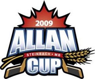 2009 Allan Cup - Image: 2009 Allan Cup