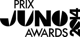 Juno Awards of 2014 award