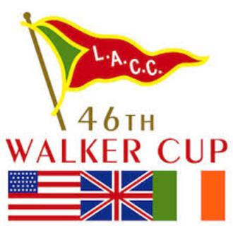 Walker Cup - Image: 2017 Walker Cup logo