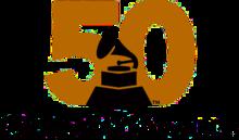 Logo 50 cen Grammy.png