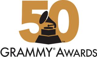 50th Annual Grammy Awards American music award ceremony