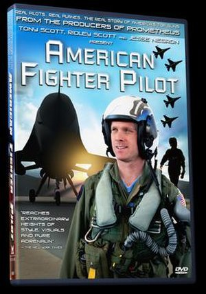 AFP: American Fighter Pilot - DVD cover