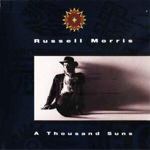 A Thousand Suns (Russell Morris album) - Image: A Thousand Suns by Russell Morris