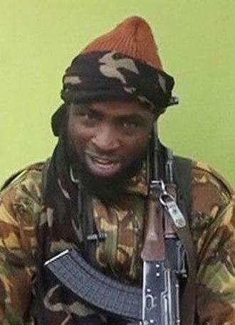 Abubakar Shekau - Image: Abubakar Shekau, Rewards for Justice