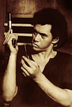 Gawad Urian for Best Actor - Ace Vergel is Gawad Urian Best Actor in 1989