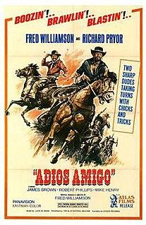 <i>Adiós Amigo</i> 1975 film