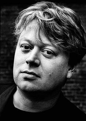 Adrian Borland - Borland in 1990