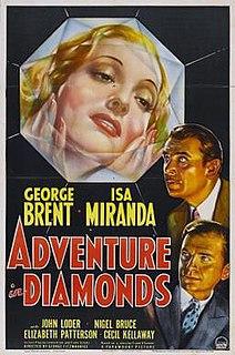 <i>Adventure in Diamonds</i> 1940 film by George Fitzmaurice