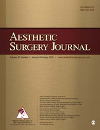 Aesthetic Surgery Journal - Image: Aesthetic Surgery Journal Front Cover Image