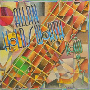 Road Games (EP) - Image: Allan Holdsworth 1984 Road Games EP (original)