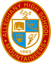 Alleghany High School Seal.png
