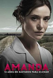 <i>Amanda</i> (Chilean TV series) Chilean TV series