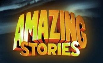 Amazing Stories (TV series) - Image: Amazing Stories T Vseries