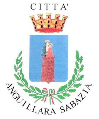 Anguillara Sabazia - Image: Anguillara Sabazia logo