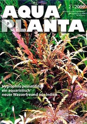 Aqua Planta - Image: Ap 2009cover