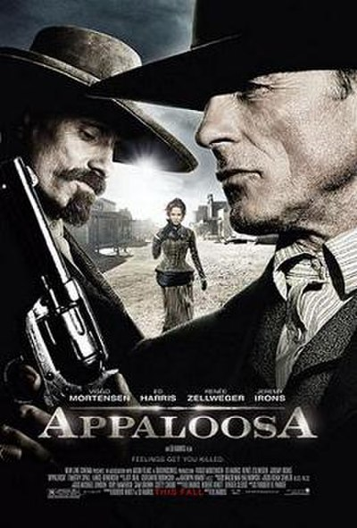 Picture of a movie: Appaloosa