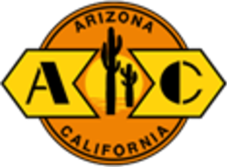 Arizona and California Railroad - Image: Arizona and California Railroad (logo)