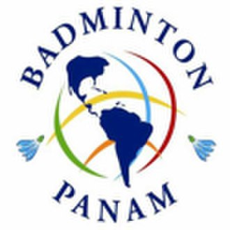 Badminton Pan Am - Logo of the Pan American Badminton Confederation from 2006-2016