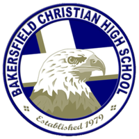 Bakersfield Christian High School logo.png