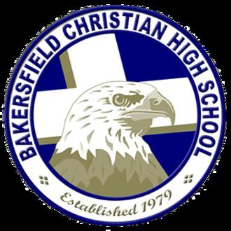 Bakersfield Christian High School - School Logo