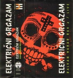 Balkan Horor Rok II - Image: Balkan horror rock II