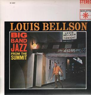 <i>Big Band Jazz from the Summit</i> album by Louie Bellson