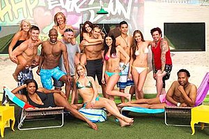 Big Brother 13 (U.S.) - Image: Bigbrother 13cast
