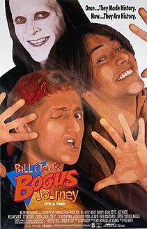 <i>Bill & Teds Bogus Journey</i> 1991 film by Pete Hewitt