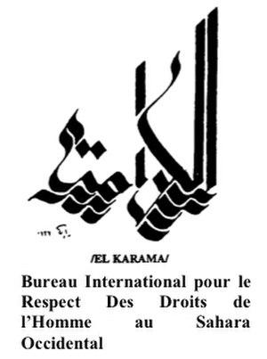 International Bureau for the Respect of Human Rights in Western Sahara - Image: Birdhso