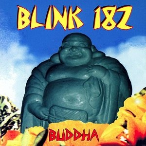 Buddha (album) - The cover for the 1998 re-release version of Buddha by Kung Fu Records.