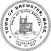 Official seal of Brewster, Massachusetts