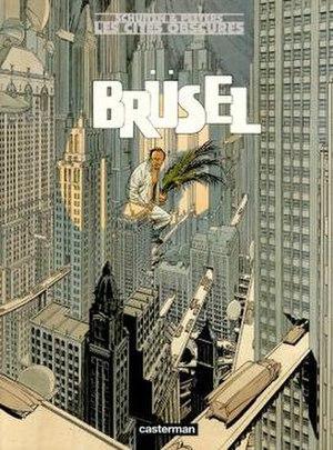 Brüsel - Brüsel, cover