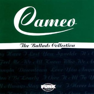 The Ballads Collection - Image: Cameo ballads