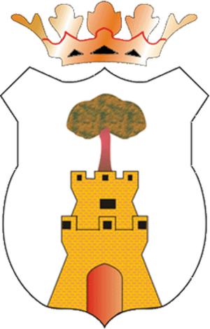 Castelvetere sul Calore - Image: Castelvetere sul Calore Stemma