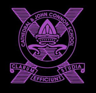 Cathedral and John Connon School - Image: Cathedral School Mumbai Logo