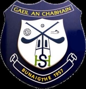 Cavan Gaels GAA - Image: Cavan Gaels GAA Crest