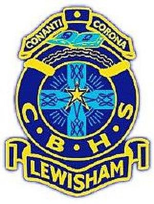 Christian Brothers' High School, Lewisham - Christian Brothers' High School, Lewisham crest.