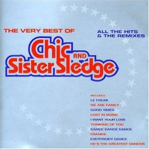 The Very Best of Chic & Sister Sledge - Image: Chic The Very Best of Chic & Sister Sledge